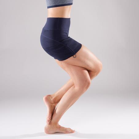 dyn+ yoga w short marine