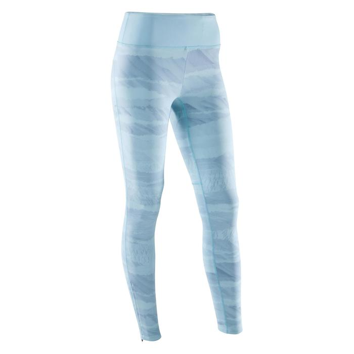 Legging YOGA+ respirant femme - 1295318