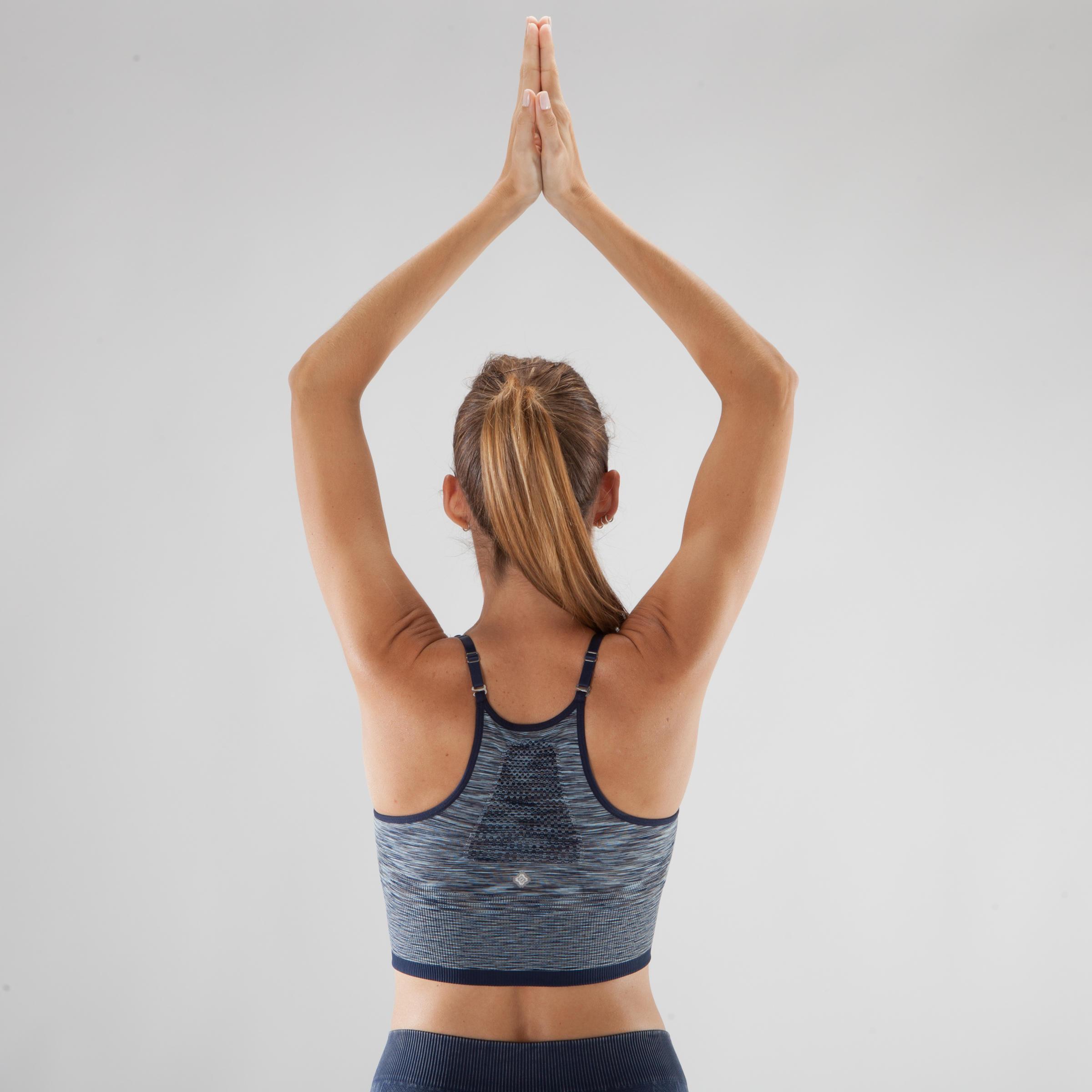 Femme Sans Réversible Couture Réversible Yoga Yoga Sans POkTXiuZ