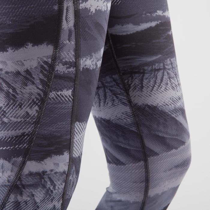 Legging réversible YOGA+ 920 femme noir / blanc print - 1295377