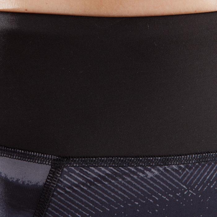 Legging réversible YOGA+ 920 femme noir / blanc print - 1295380