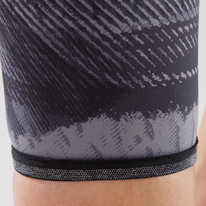 Legging réversible YOGA+ 920 femme noir / blanc print - 1295386