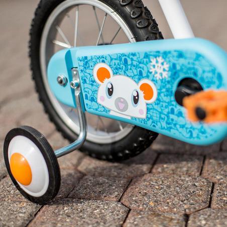Vélo de 14pouces 100Arctique – Enfants de 3 à 4ans1/2