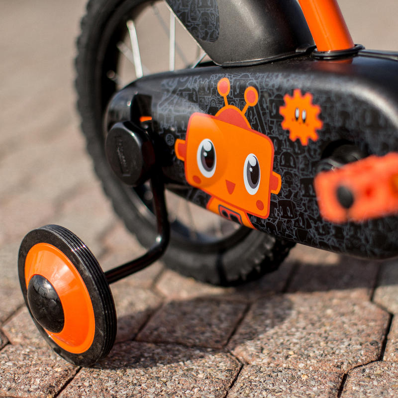 Kids' 14-Inch Bike (3-4.5 Years) 500 - Robot