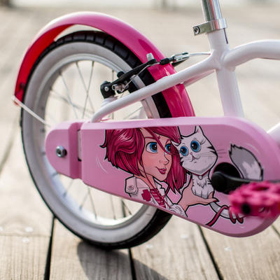 500 Doctogirl Kids Bike - 16""