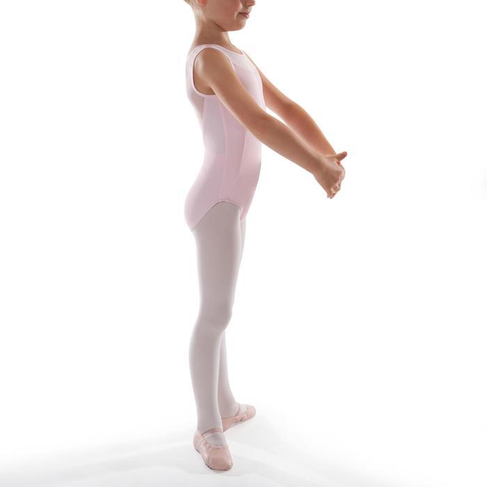 Justaucorps de danse classique bi-matière voile - 1295526