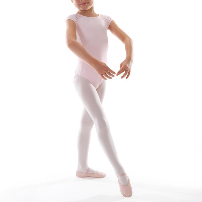 Justaucorps manches courtes de danse classique fille - 1295539
