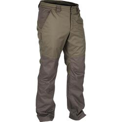 HUNTING TROUSERS 500 WATERPROOF - GREEN
