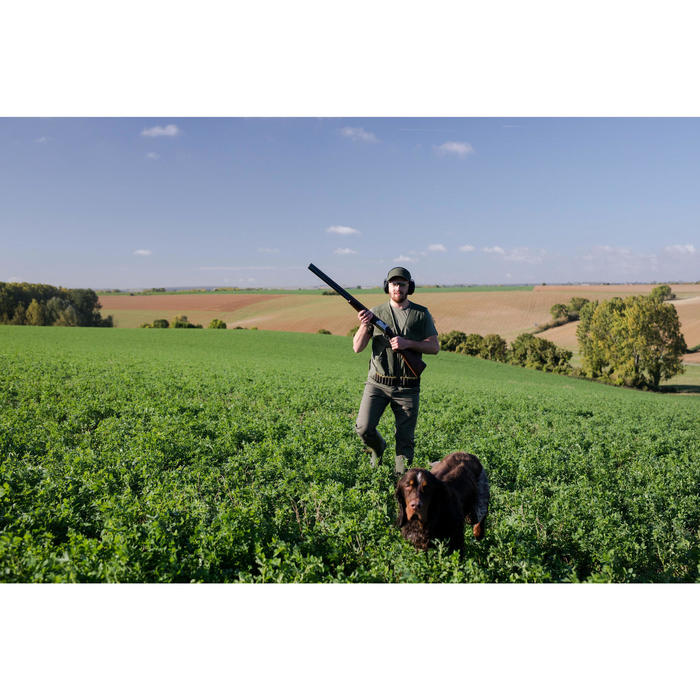 Tee shirt chasse SG100 manches courtes DSH - 1295588