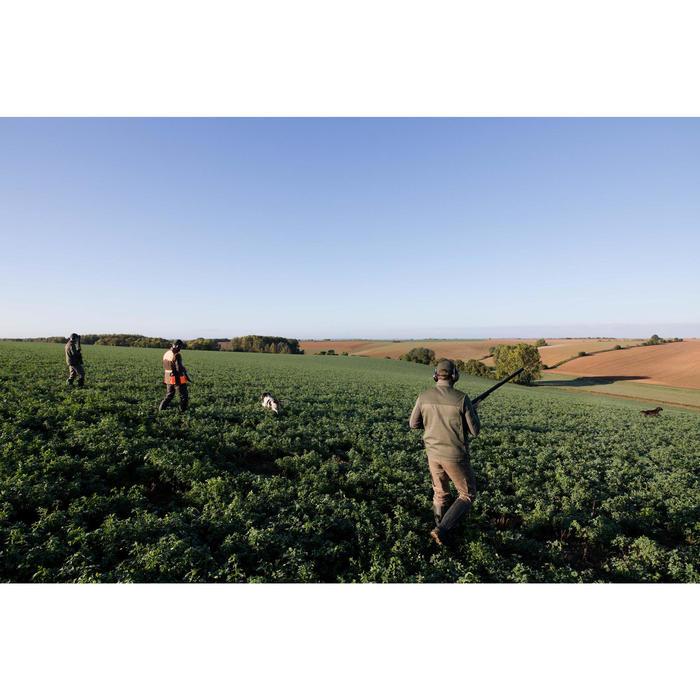 Gilet chasse 100 vert - 1295589