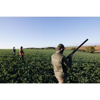 Gilet chasse 100 vert