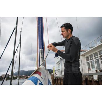 Mallas largas prenda interior de regata hombre RACE gris
