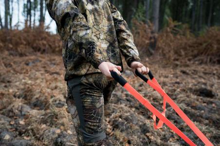 Hunting drag rope