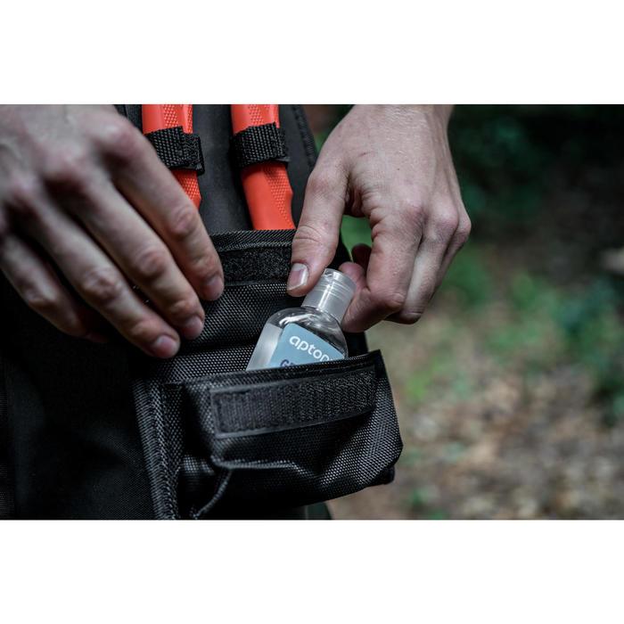 Set van messen en messenslijper voor wildverwerking