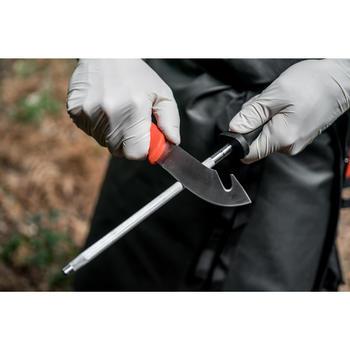 Messerset und Schleifer für Wildbret