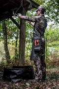 VENISON TREATMENT Shooting and Hunting - Game Processing Apron SOLOGNAC - Hunting and Shooting Accessories