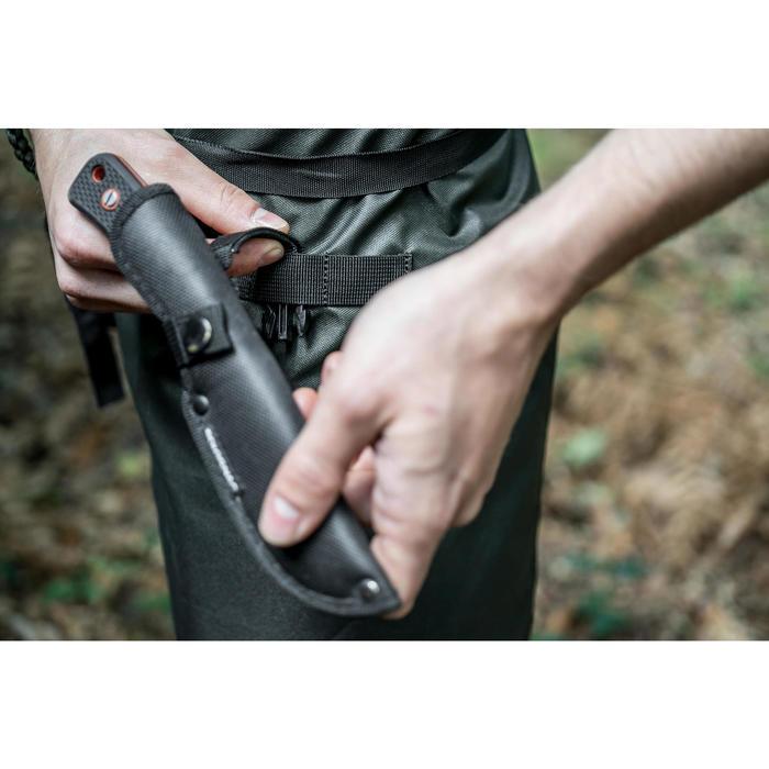 Hoesje voor mes 90 Zwart