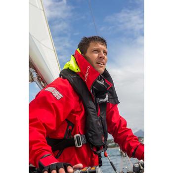 Segeljacke Race Offshore 900 Herren rot
