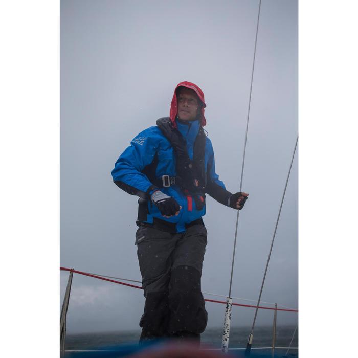 Cazadora de regata barco RACE 500 Hombre Azul intenso