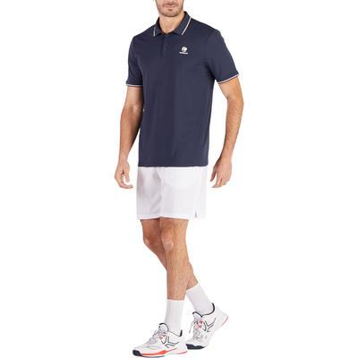 Dry 500 Tennis Polo Shirt - Navy