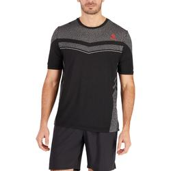 CAMISETA DE TENIS LIGHT 990 H NEGRO