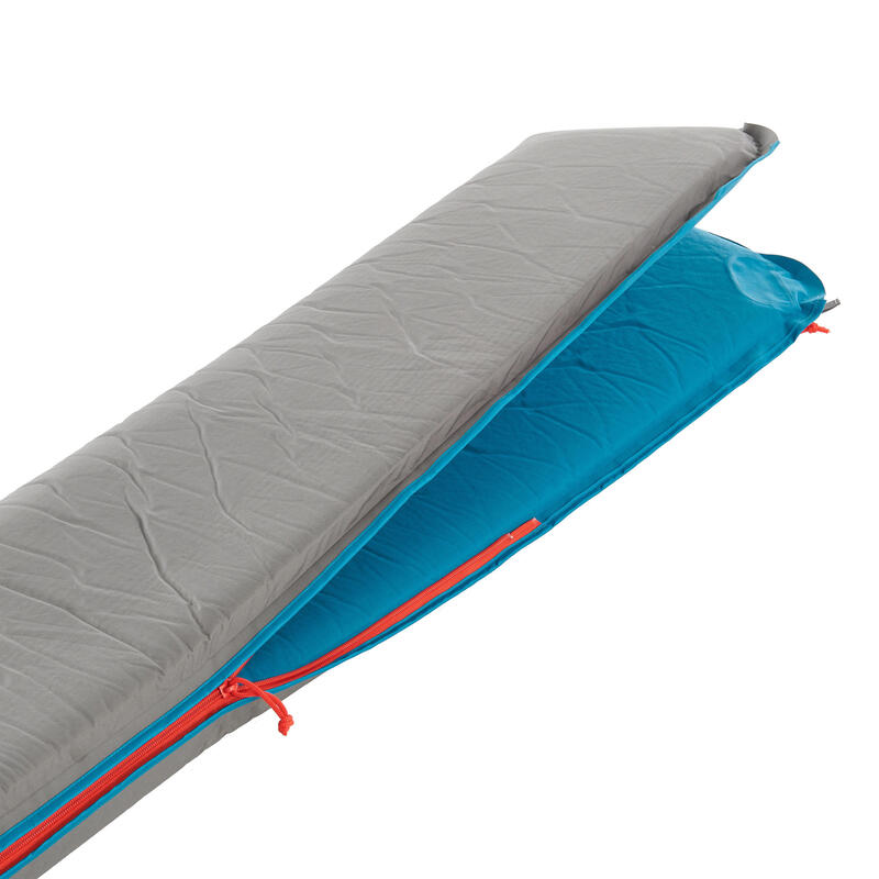 SELF-INFLATING CAMPING MATTRESS COMFORT 65 CM 1 PERSON