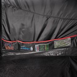 Kampeertent voor 4 personen Arpenaz 4.1 F&B - 1 slaapcompartiment