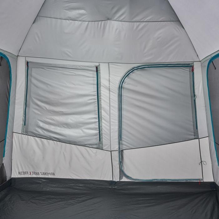 Séjour de camping Arpenaz base L Fresh | 10 personnes - 1296219