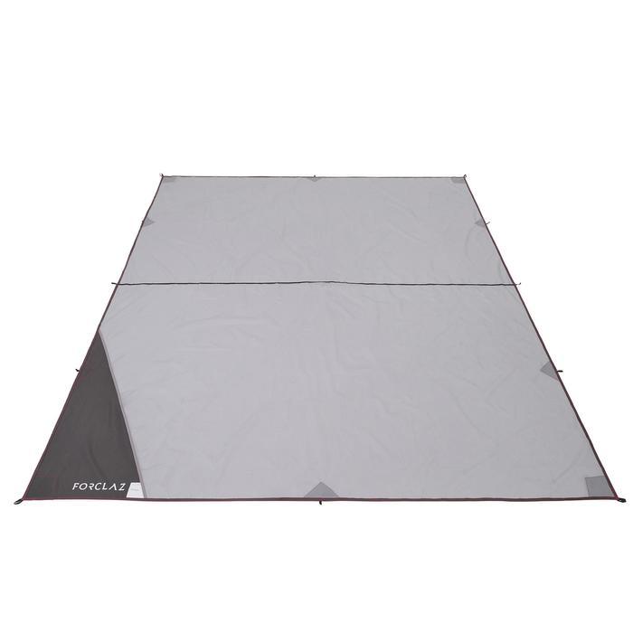 Tarp de trek 900 ultralight gris - 1296226