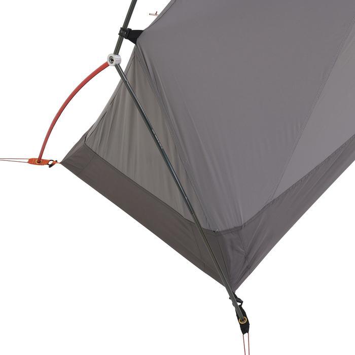Trek 900 1-Person Ultralight Trekking Tent - Grey - 1296232