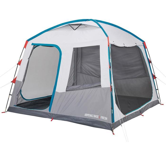 Séjour de camping Arpenaz base L Fresh | 10 personnes - 1296247