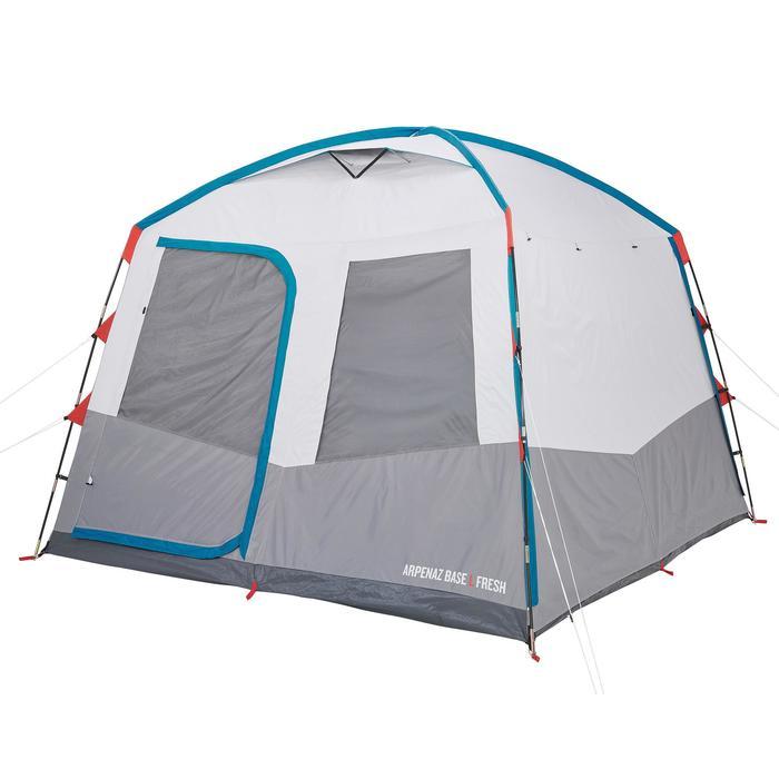 Séjour de camping Arpenaz base L Fresh | 10 personnes - 1296249