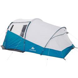 Tente de camping à arceaux ARPENAZ 4.1 FRESH&BLACK | 4 Personnes 1 Chambre