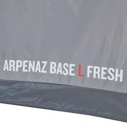 Dagtent met tentbogen Base Arpenaz L Fresh | 8 personen