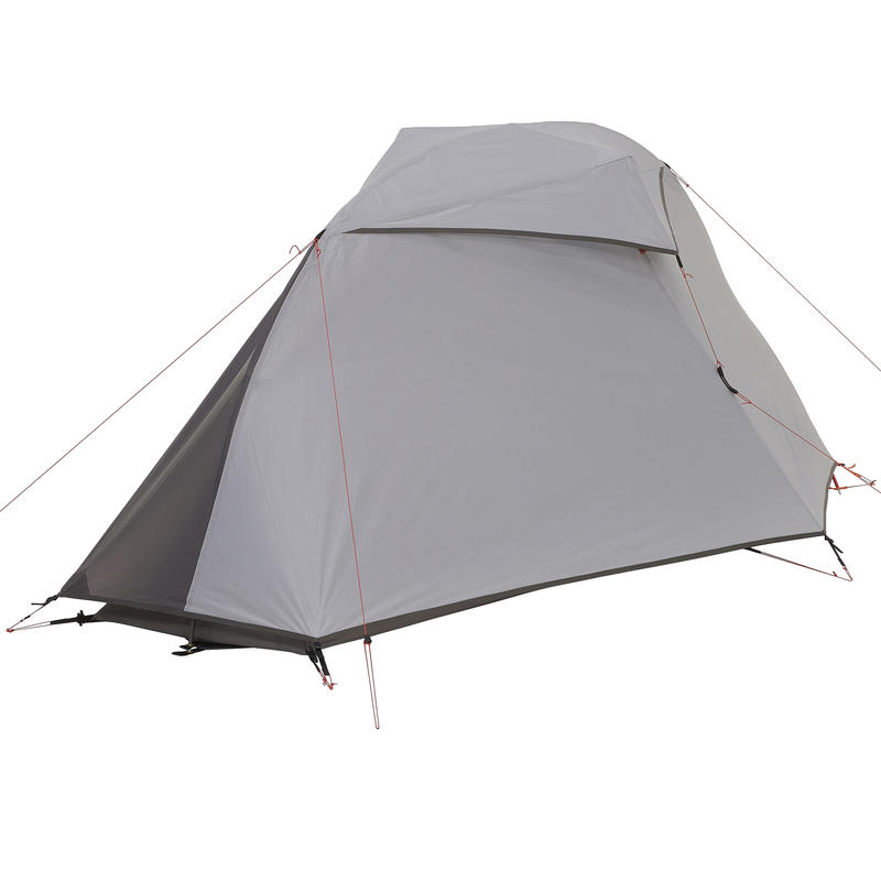 Trekking Tent Trek900 Ultralight 1 Person - Grey