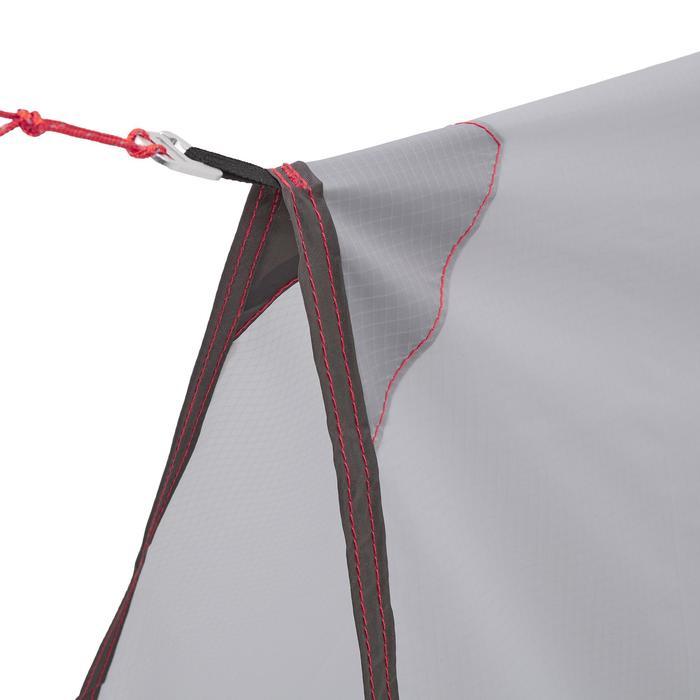 Lona de trekking TREK900 ultralight gris