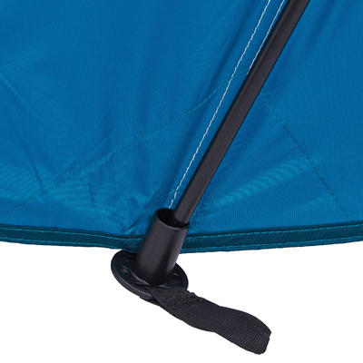 ARPENAZ 4.1 FRESH&BLACK Tunnel Camping Tent _PIPE_ 4 people 1 Bedroom
