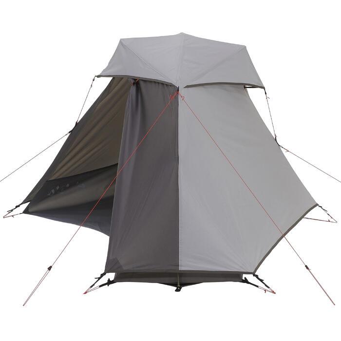 Tente de trek 900 ultralight 1 personne gris