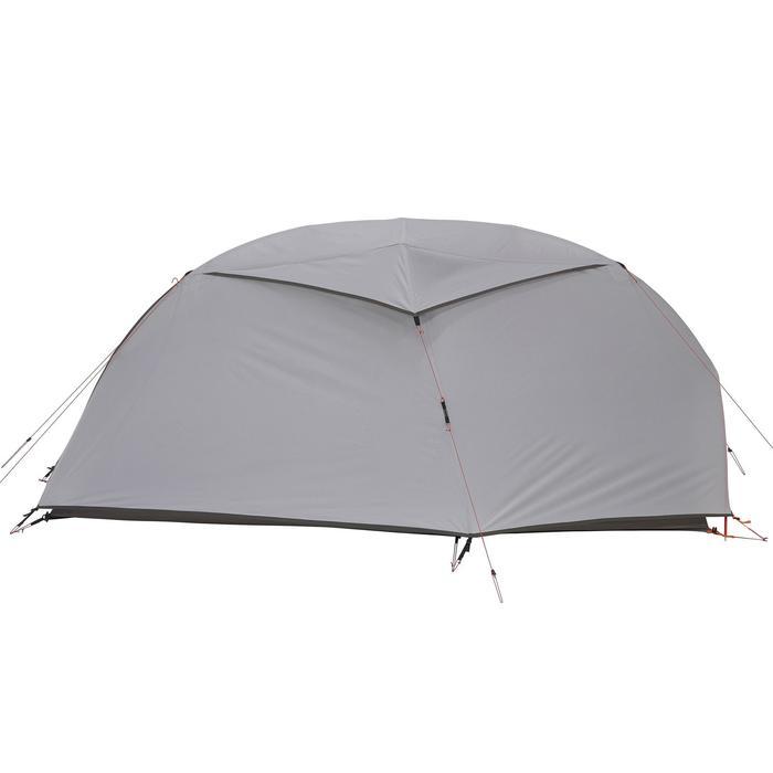 Tente de trek 900 ultralight 1 personne gris - 1296299