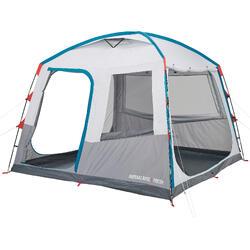 Habitáculo de camping con varillas BASE ARPENAZ L FRESH | 8 Personas