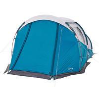 "Tūrisma telts ""Arpenaz 4.1 F&B"" 4personām ar 1 guļamtelpu"