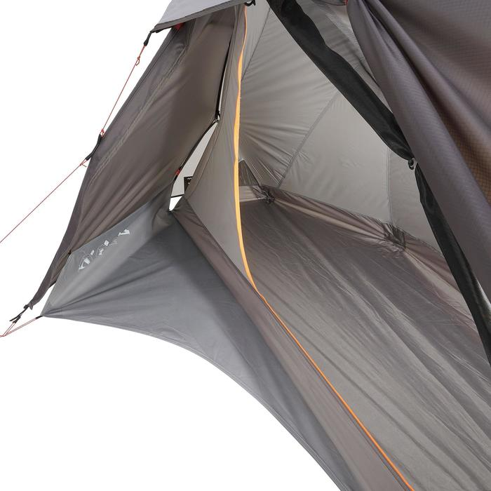 Trek 900 1-Person Ultralight Trekking Tent - Grey - 1296318