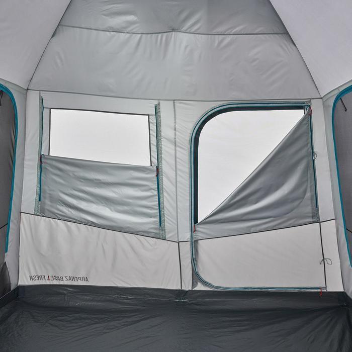 Séjour de camping Arpenaz base L Fresh | 10 personnes - 1296324