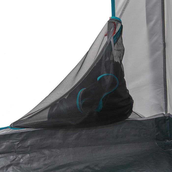 Habitáculo de Camping Quechua Base Arpenaz L Fresh | 8 Personas Varillas