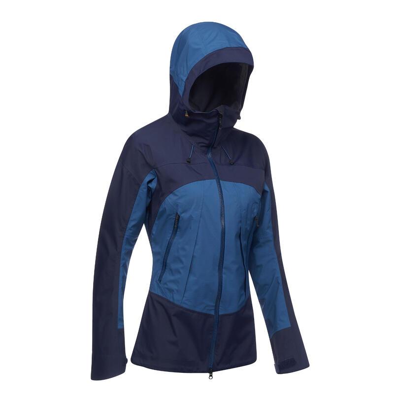 Veste imperméable trekking en montagne - MT500 femme