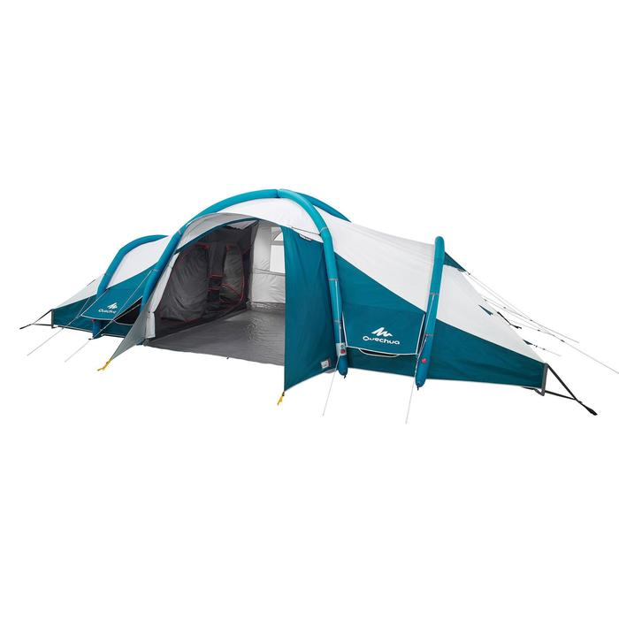 Tente de camping familiale Air seconds family 8.4 XL Fresh & Black I 8 personnes - 1296502