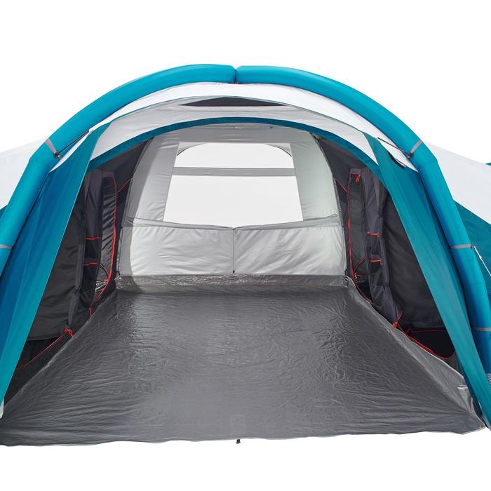 Tente de camping familiale Air seconds family 8.4 XL Fresh & Black I 8 personnes - 1296506