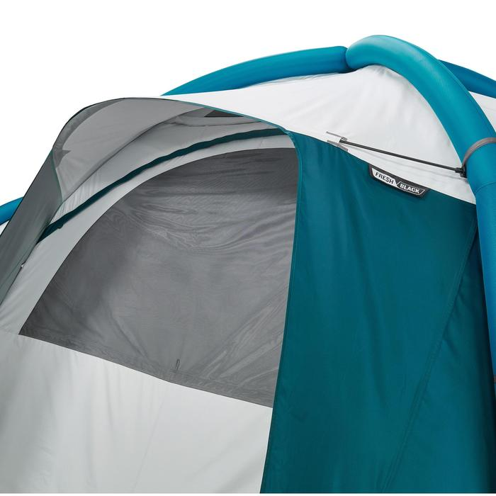 Tente de camping familiale Air seconds family 8.4 XL Fresh & Black I 8 personnes - 1296507