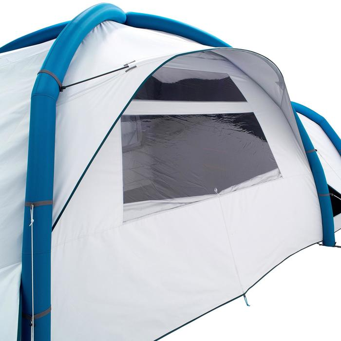 Tente de camping familiale Air seconds family 8.4 XL Fresh & Black I 8 personnes - 1296508