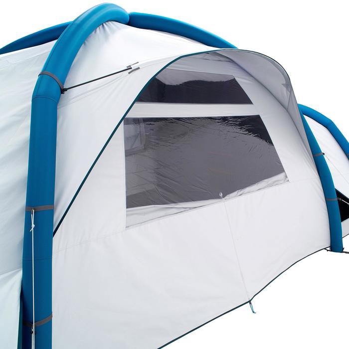 Tente de camping familiale Air seconds family 8.4 XL Fresh & Black I 8 personnes